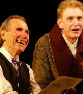 Jim Dale  and William Atherton
