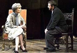 Marian Seldes and Nathan Lane