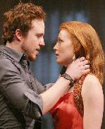 Patch Darragh and Alicia Witt  in Dissonance.