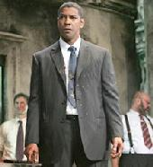 Denzel Washington as Brutus