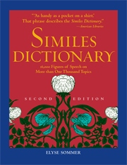 The New Similes Dictionary