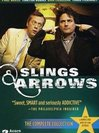 Slings & Arrows cover of new Blu-Ray cover