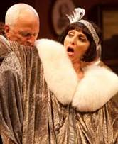 Andrea Martin  and John Rubinstein   in  The Torch-Bearers